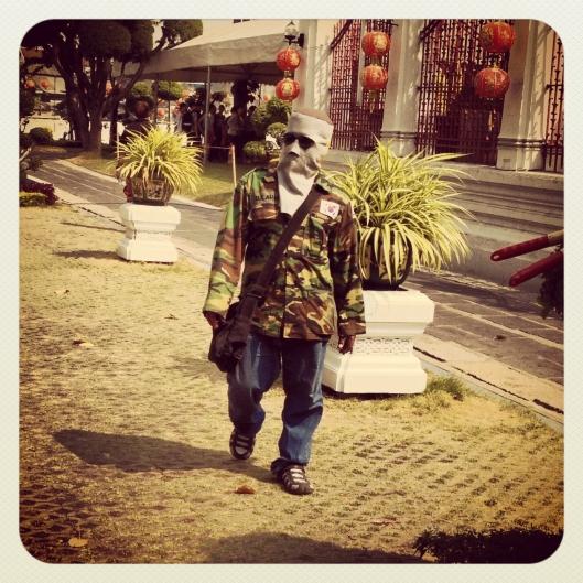 Le Sous-Commandant Marcosithumsivong